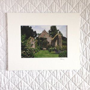 """The Tithe Barn"" 5x7 Photography Print"